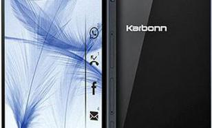 Karbonn Mach Two 8GB Czarny
