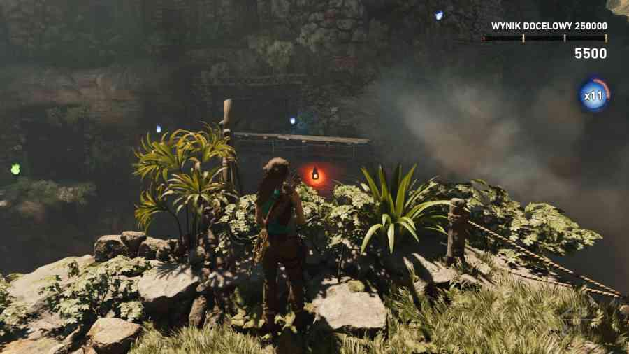 Shadow of the Tomb Raider - Próba bicia rekordu