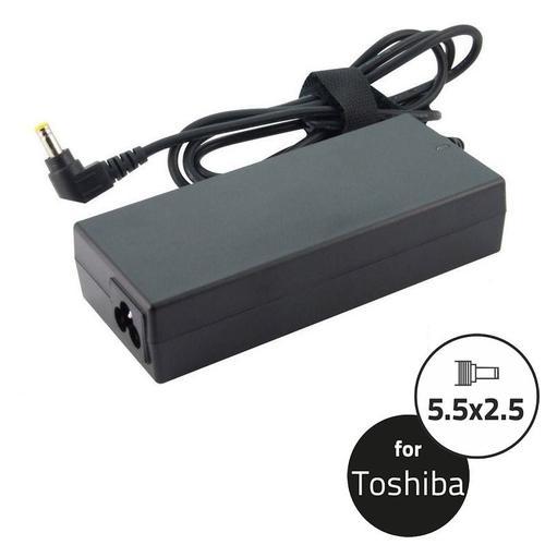 Qoltec Zasilacz do Toshiba 65W | 20V | 3.25A | 5.5*2.5