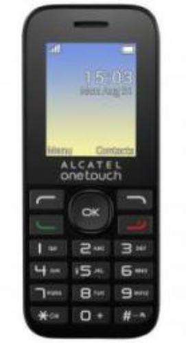 Alcatel OneTouch 1016G Czarny (1016G-3AALCZ1)