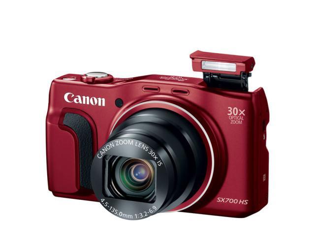 PowerShot SX700 HS - Znakomity Aparat Od Firmy Canon