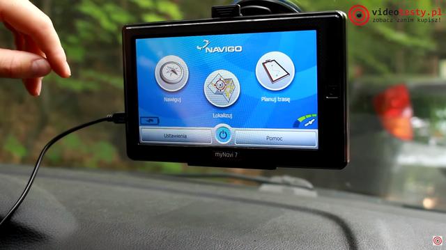myPhone myNavi 7 - Mapa Navigo
