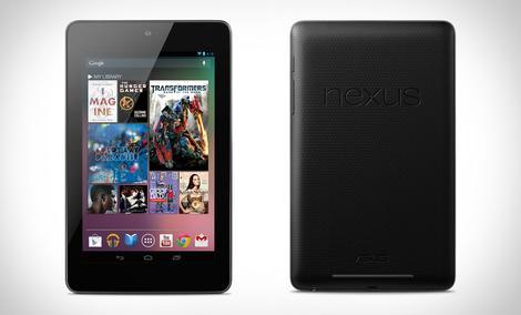 Tablet Nexus 7 dostępny w sprzedaży od 25 września!