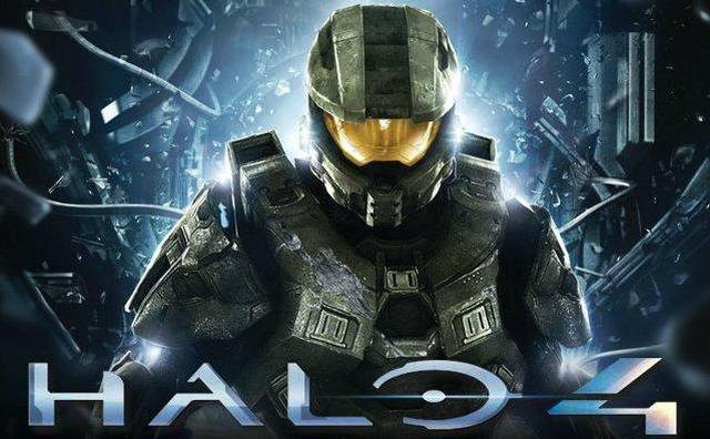 Halo 4 - Forward unto Dawn [GAMEPLAY]