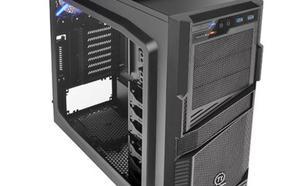 Thermaltake Commander G42 USB3.0 Window (2x120mm, LED), czarna