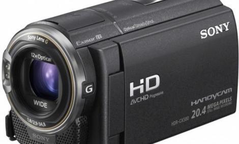 SONY HDR-CX260VE, prezentacja możliwości kamery HD