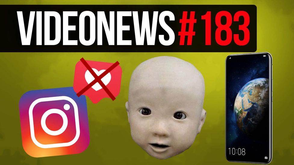 Samsung ma kłopoty, Instagram banuje, smartfon prowadzi samochód - VideoNews #183