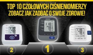 10 Czołowych Ciśnieniomierzy - Zobacz Jak Zadbać o Swoje Zdrowie!