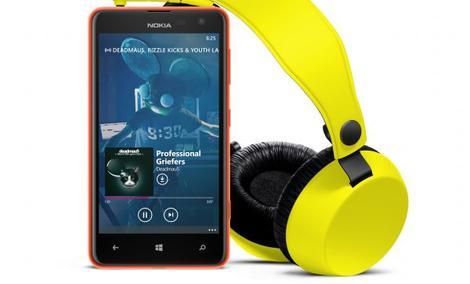 Nokia przedstawia dedykowany rozrywce,  szybki i przystępny cenowo smartfon Lumia 625