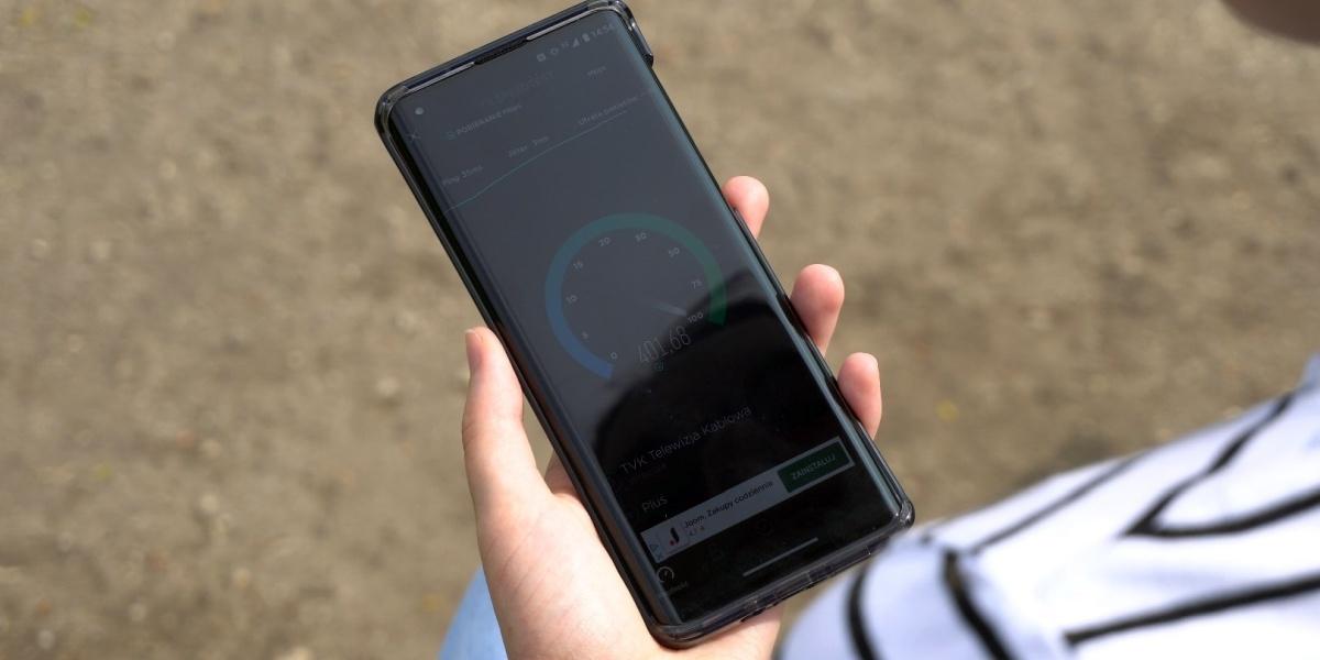 Rezultaty sieci 5G od Plusa zwiastują telekomunikacyjną rewolucję