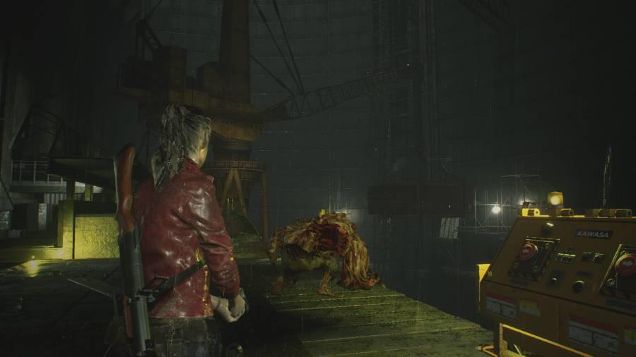 Resident Evil 2 - Boss