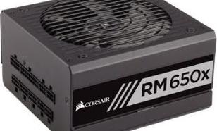 Corsair RM650x Seria RMx 650W Modularny 80Plus GOLD