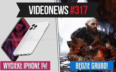 iPhone 14 wycieka ROK przed premierą, Apple ogrywa Epic Games - VideoNews #317