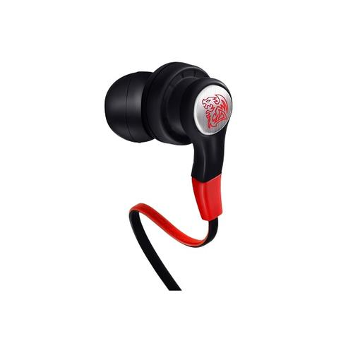 Thermaltake Tt eSPORTS Słuchawki dla graczy - Isurus Dub Black/Red 20Hz-20kHz mic
