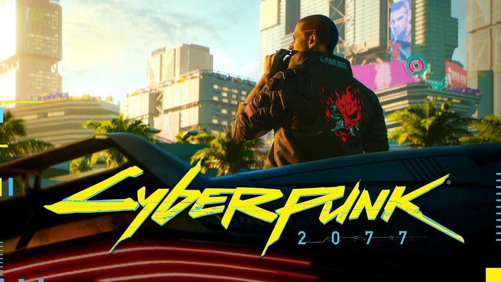 Konsolowy Cyberpunk 2077 na dwóch płytach Blu-ray