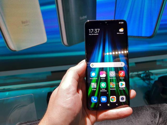 Ekran Redmi Note 8 Pro może być jego największą zaletą