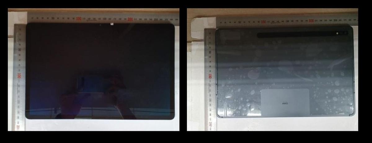 Galaxy Tab S7+ wygląda typowo, ale jego moc kryje się wewnątrz