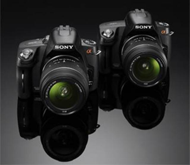 Nowe lustrzanki Sony DSLR-A390 i DSLR-A290