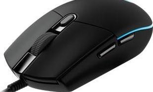 Logitech USB OPTYCZNA G203 PRODIGY/BLACK (910-004845)