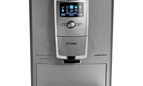 NIVONA 845 Cafe Romatica - niezwykle funkcjonalny ekspres do kawy