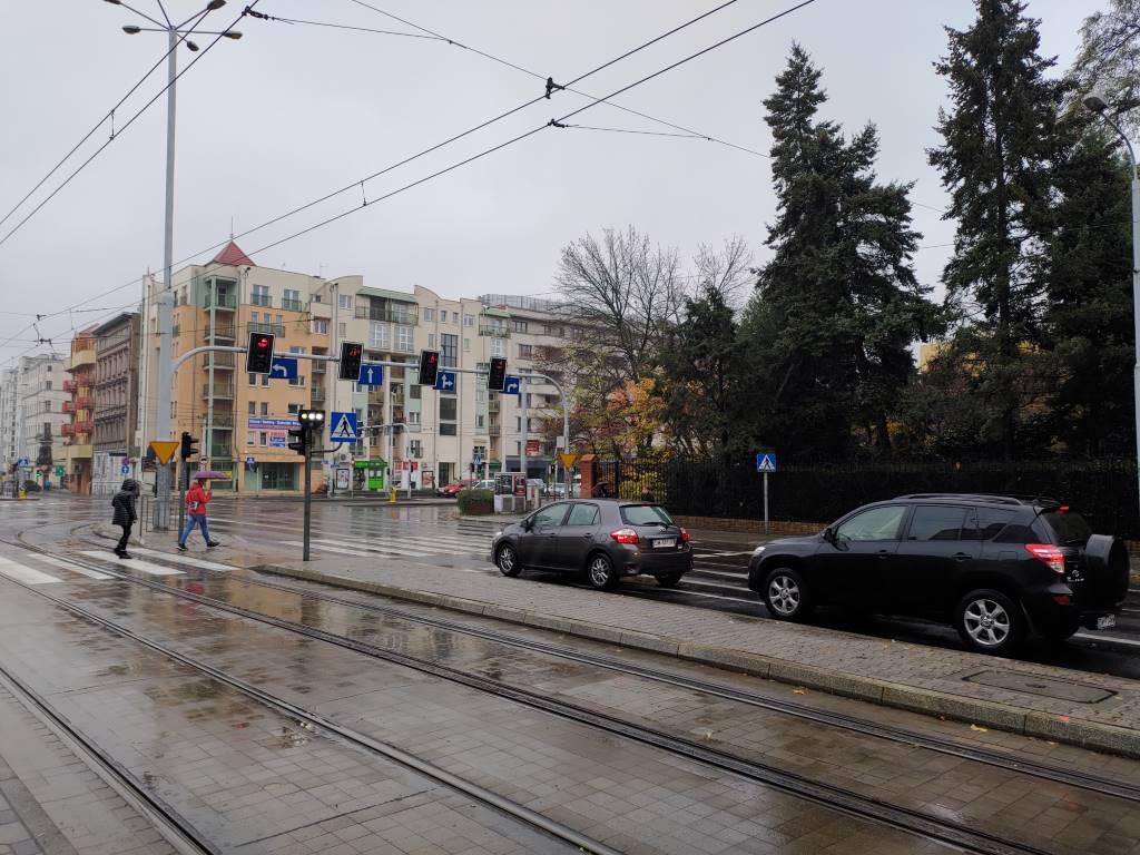 Asus ROG Phone II - przykładowe zdjęcie w pochmurnym oświetleniu