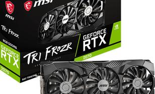 MSI GeForce RTX 2070 Tri Frozr 8GB GDDR6 (RTX 2070 TRI FROZR)