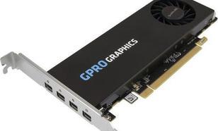 Sapphire GPRO 4300 4GB GDDR5 (32286-01-21G)