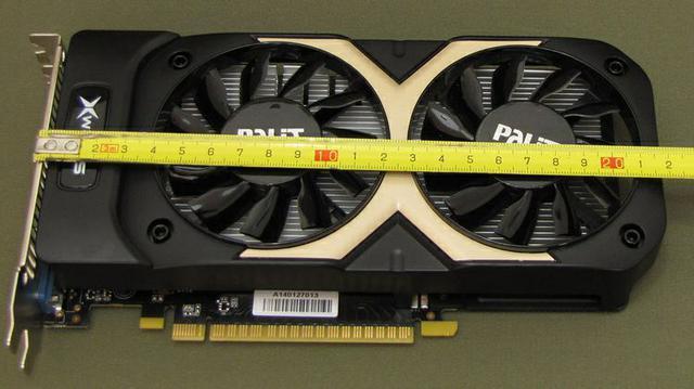 Palit GTX 750Ti fot9