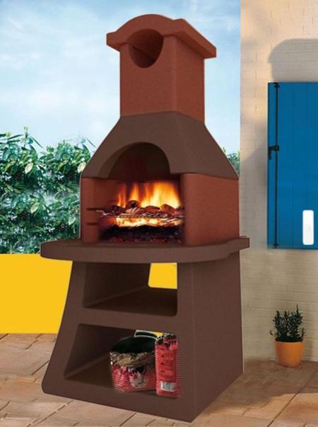 LANDMANN ROMA (11714M) - dobry grill do dużego ogrodu