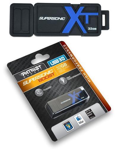 Patriot Boost XT 32GB USB 3.0 150MB/s wodo/wstrząsoodporny