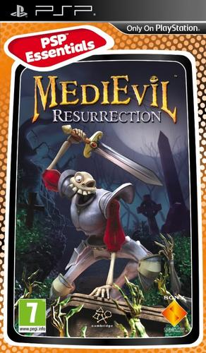 Sony Gra PSP MediEvil Resurrection 9633570 Essentials ENG