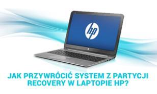 Jak Przywrócić System z Partycji Recovery w Laptopie HP?