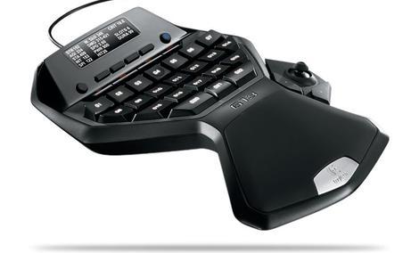 Logitech G13 Advanced - klawiatura dla graczy dająca wiele swobody