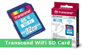 Transcend WiFi SD Card - recenzja karty z modułem WiFi