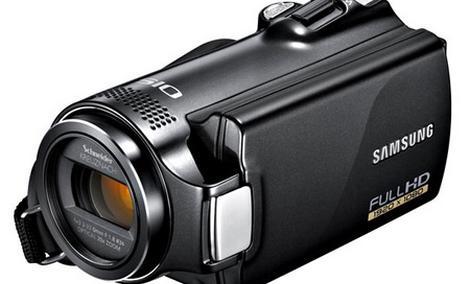 Samsung HMX-H200 - lekka kamera cyfrowa z obrazem Full HD
