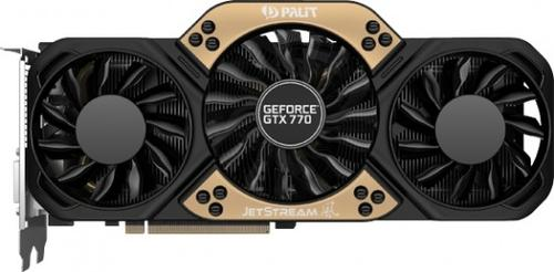 Palit GeForce CUDA GTX770 JETSTREAM 2GB DDR5 256Bit 2DVI/HDMI/DP