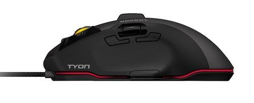 ROCCAT Mysz TYON Multi-Button Gaming 8200dpi Czarna (Black)