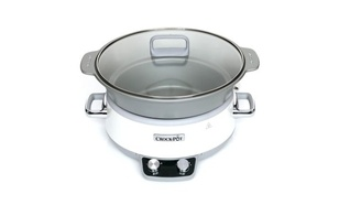Crock-Pot 6L Duraceramic Saute CSC027X
