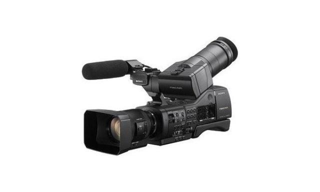 Sony NEX-EA50 - Kamkorder Full HD