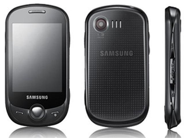 Samsung Corby POP – tania komórka z ekranem dotykowym