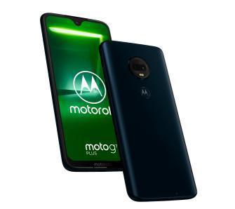 Motorola Moto G7 Plus 4GB (granatowy)