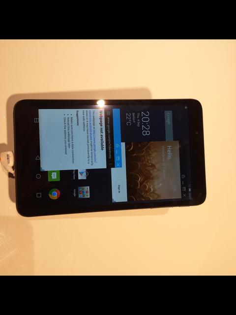 Alcatel Onetouch Hero 8 - Ciekawy Tablet z IFA 2014