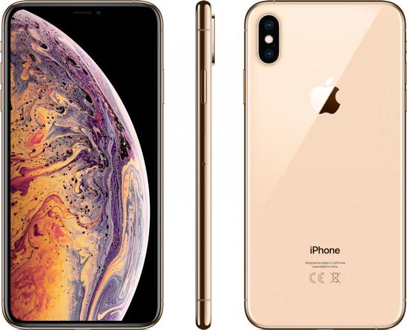 Apple iPhone XS MAX 512GB Gold (6,5