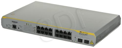 Allied Telesis AT-x210-16GT SWITCH L2 14x1000TX 2xS