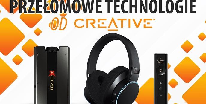 Najlepsze produkty od Creative na 2019