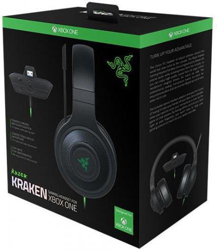 Razer gamingowe Kraken do Xbox One (RZ04-01140100-R3M1)