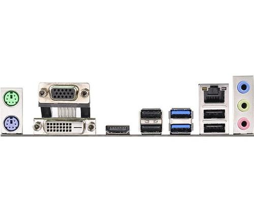 Asrock Z97M ANNIVERSARY s1150 Z97 4DDR3 RAID uATX
