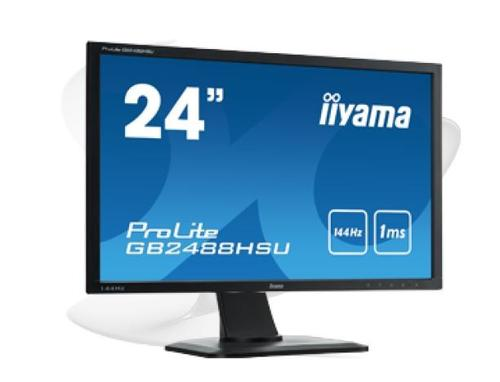 iiyama 24'' GB2488HSU 1MS/HDMI/DP/USB/PIVOT