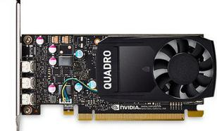 Lenovo NVIDIA Quadro P400 HP, 2GB GDDR5 (64 Bit), 3x miniDP (4X60N86657)