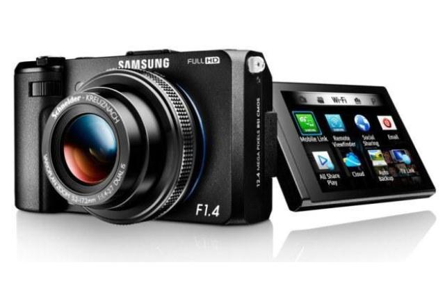 Samsung SMART FOTO EX2F